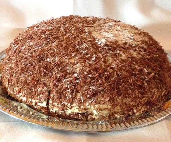 Schoko Rum Torte