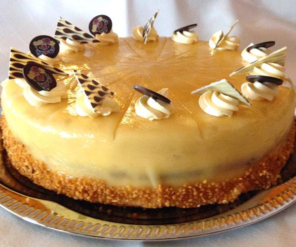 Marzipan Nuss Torte