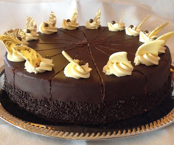 Schoko Praliné Torte